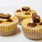 Snickers® Mini Cheesecake